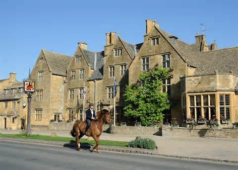Lygon Arms, Broadway, The Cotswolds