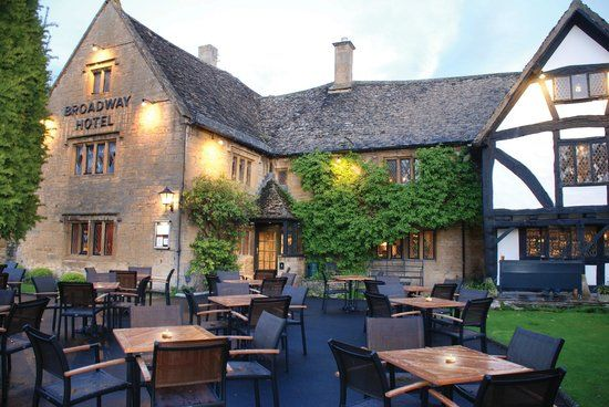 Broadway Hotel, Broadway, The Cotswolds, Worcestershire